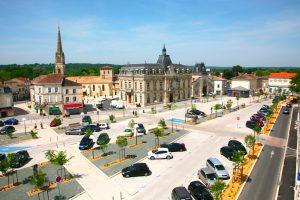 Centre ville – Coutras (33)