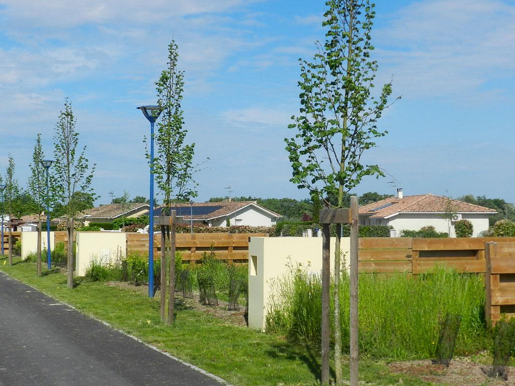 Lotissement d'habitations – Grenade-sur-L'Adour (40)
