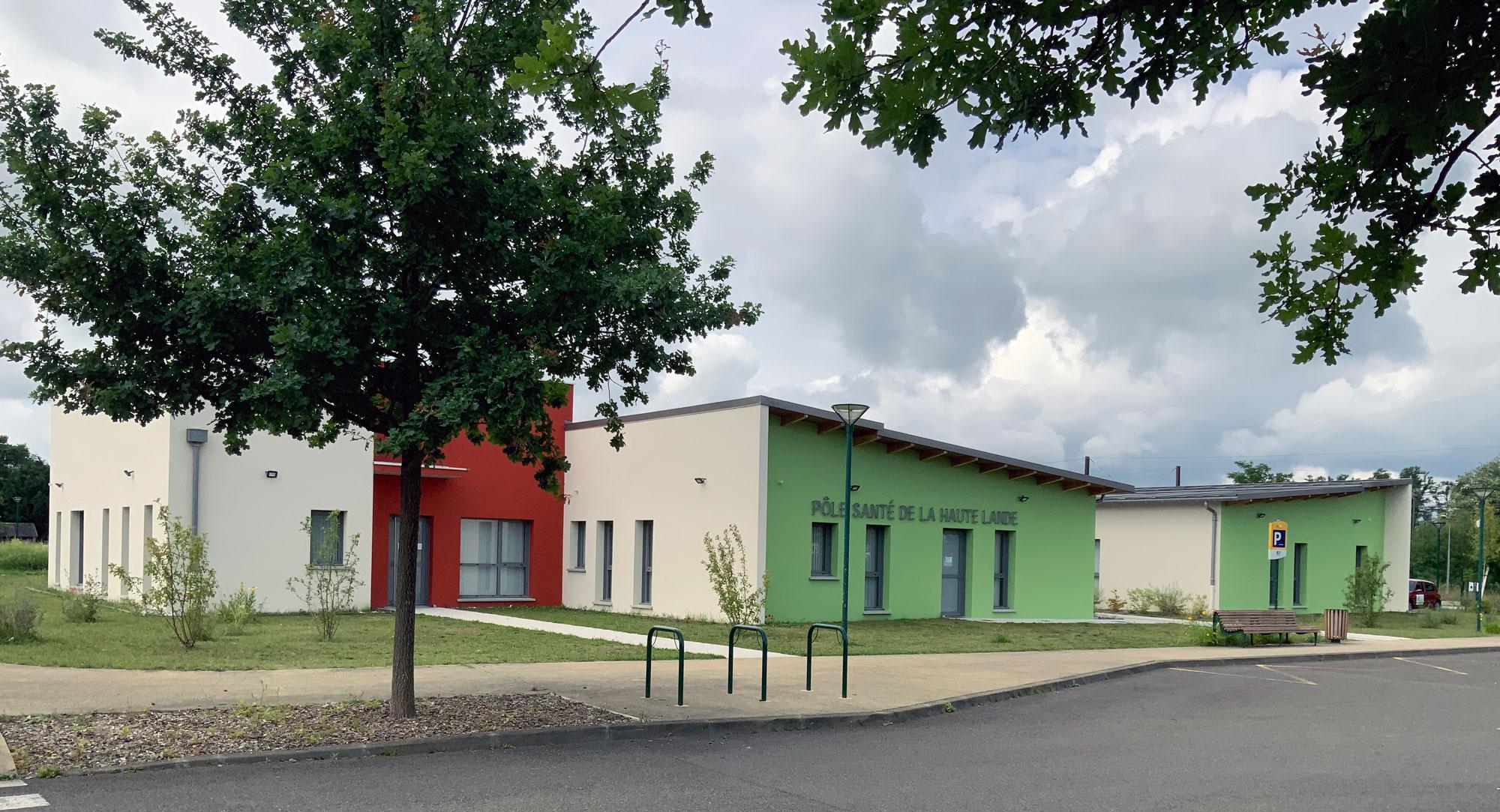 Maison de santé – Labouheyre (40)