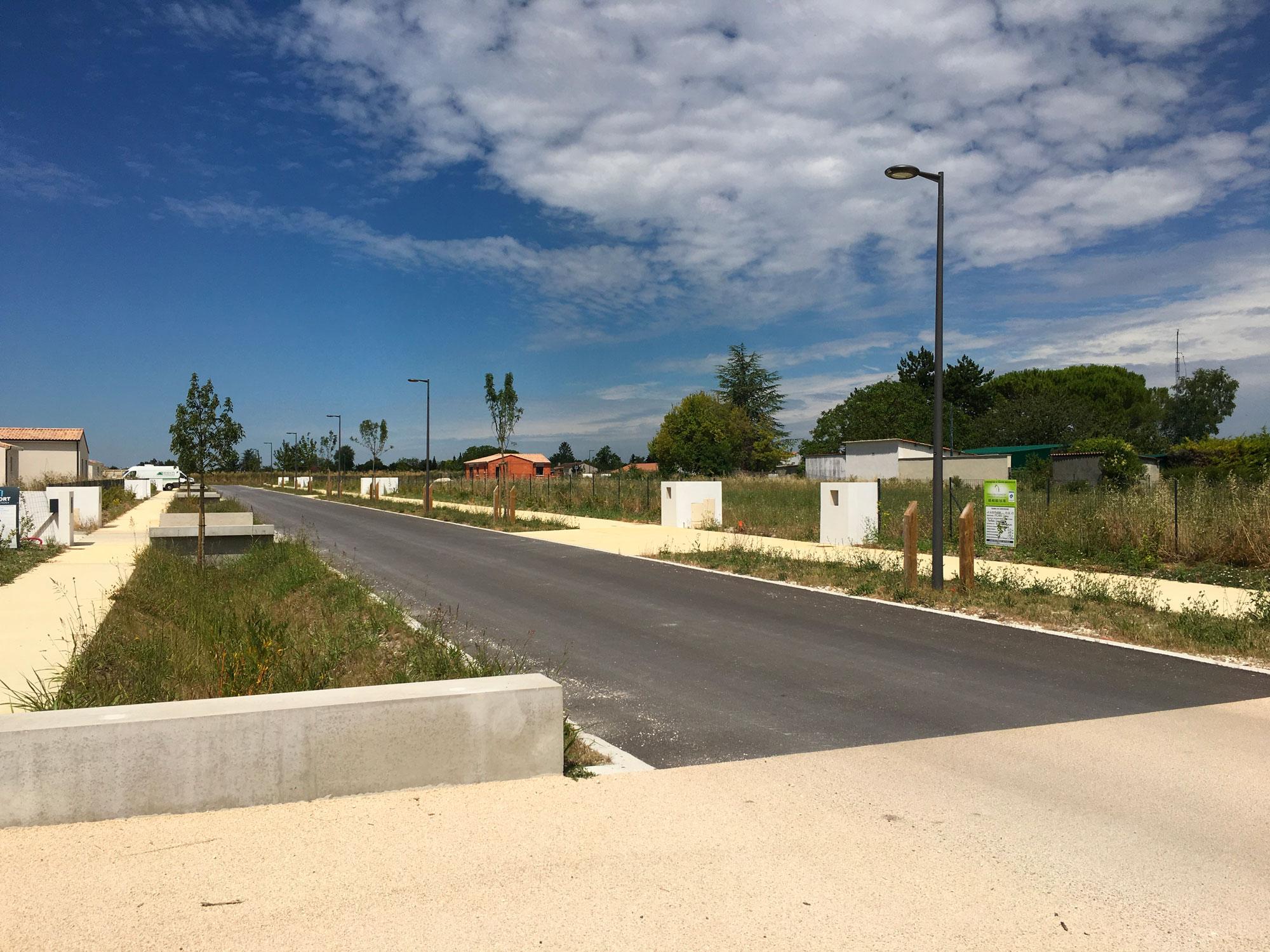 Lotissement communal – Gensac-La-Pallue (33)